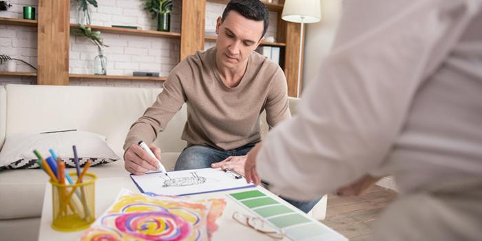 Détendez-vous grâce à l'art thérapie