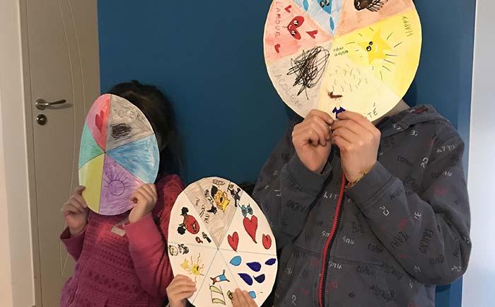 Art thérapie pour enfant à Briollay